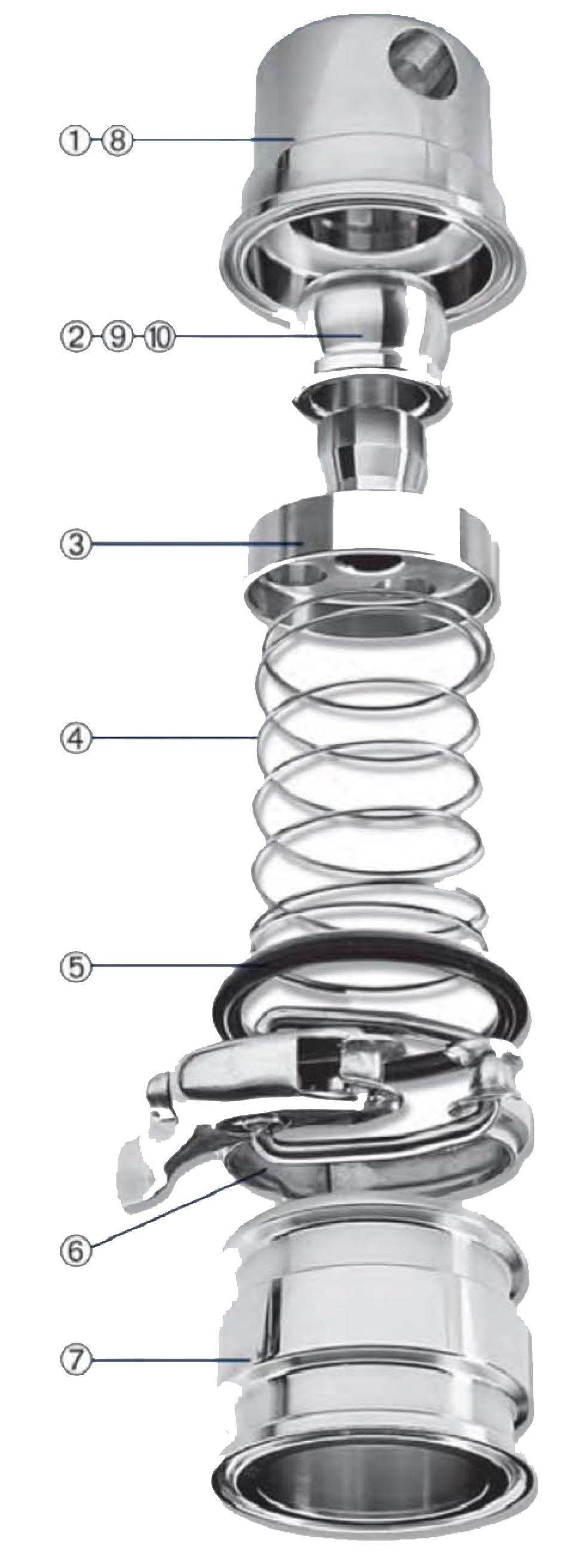 QV-Vacuum Breaker